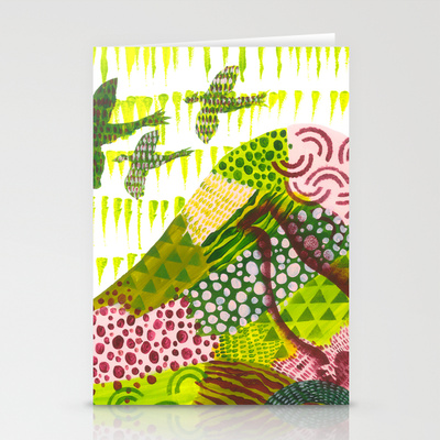 Fields of Pattern Card
