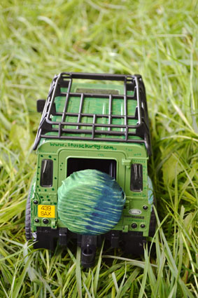 Land Rover Grass web