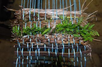 Crombie Woodland Weaving small