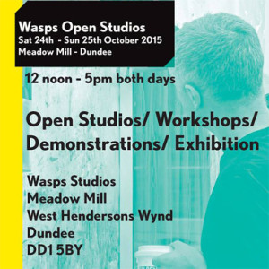 meadow mill open studio 2015